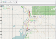 OpenStreetMap layer