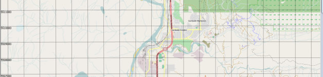 Alpha Screenshot: OpenStreetMap