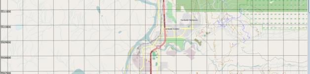 Alpha Screenshot: OpenStreetMap